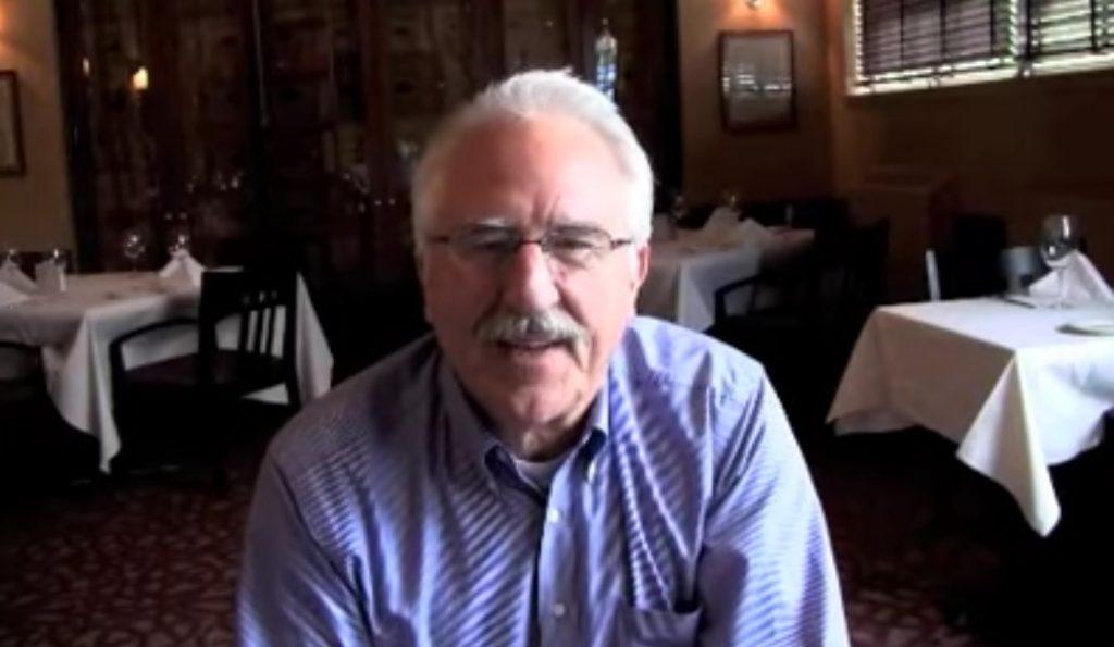 paul mackay from el gaucho seattle retired 2014