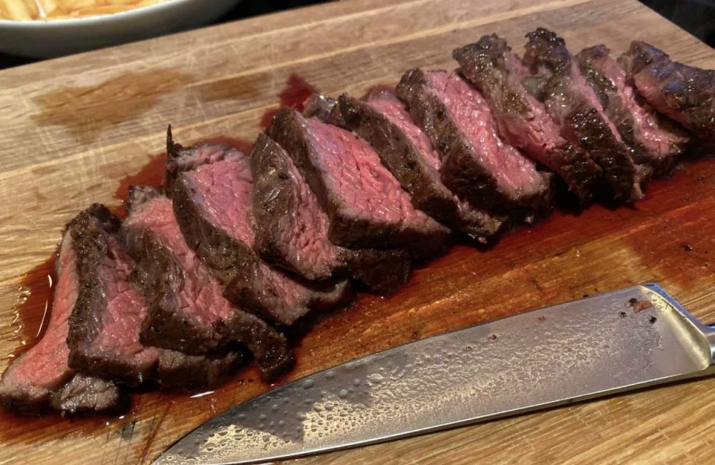 vacio steak