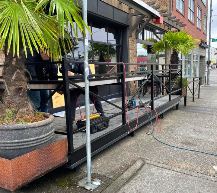 asado argentinian steakhouse terrace opened 2021