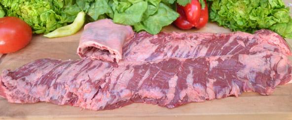 entraña meat
