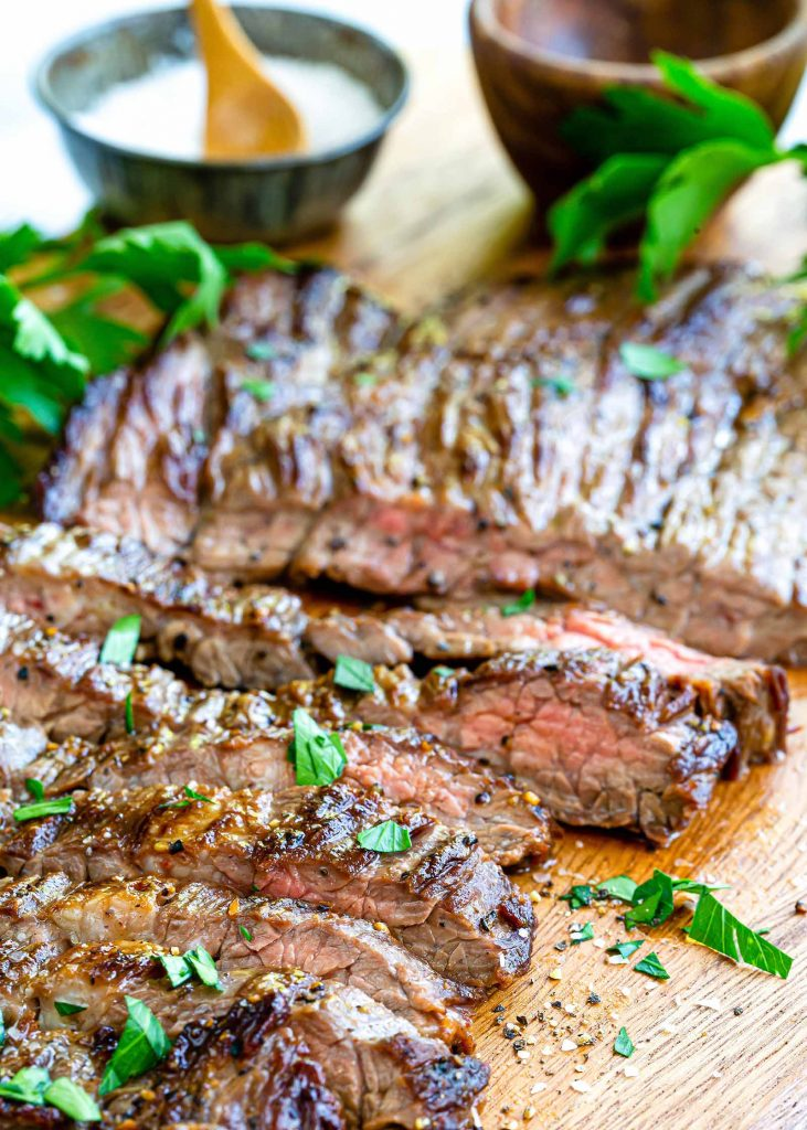Entraña, the affordable and delicious skirt steak