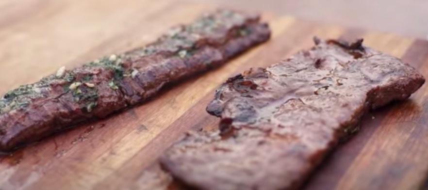 entrana steak